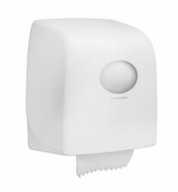 Диспенсер для полотенец в рулонах Kimberly-Clark Aquarius 6959, белый