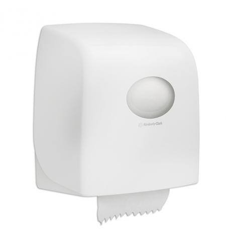 фото: Диспенсер для полотенец в рулонах Kimberly-Clark Aquarius 6959, белый