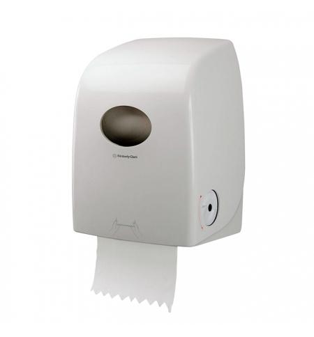 фото: Диспенсер для полотенец в рулонах Kimberly-Clark Aquarius 6989, белый