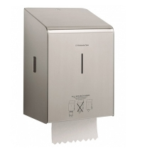 Диспенсер для полотенец в рулонах Kimberly-Clark Metal 8976, металлик