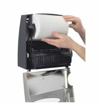 фото: Диспенсер для туалетной бумаги в рулонах Kimberly-Clark Aquarius 6958 белый