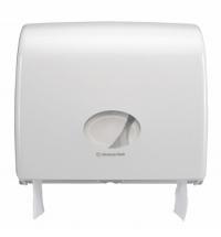 фото: Диспенсер для туалетной бумаги листовой Kimberly-Clark Aquarius 6990 белый