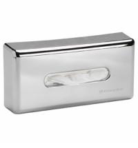 фото: Диспенсер для туалетной бумаги в рулонах Kimberly-Clark Aquarius 7191 черный