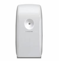 фото: Диспенсер для туалетной бумаги в рулонах Kimberly-Clark Aquarius Scott Controll 7046 белый