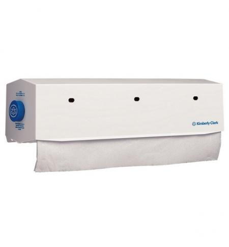 фото: Диспенсер для протирочных салфеток Kimberly-Clark Scott Couch Cover 7056, белый