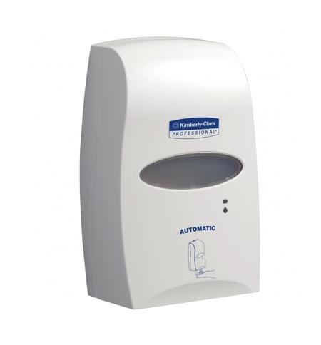 фото: Диспенсер для мыла в картриджах Kimberly-Clark 92147, сенсорный, белый, 1.2л