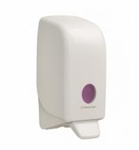 Диспенсер для мыла в картриджах Kimberly-Clark Aquarius 6948, белый, 1л