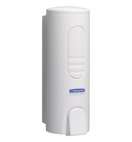 фото: Диспенсер для мыла в картриджах Kimberly-Clark Slim 6982, белый, 200мл
