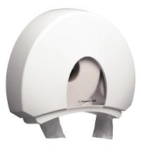 фото: Диспенсер для туалетной бумаги в рулонах Kimberly-Clark Aqua 6987, белый