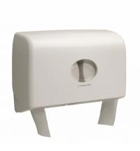 Диспенсер для туалетной бумаги в рулонах Kimberly-Clark Aquarius 6947, белый