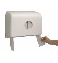 фото: Бумажные полотенца Kimberly-Clark Scott Slimroll 6657 в рулоне, 165м, 1 слой, белые