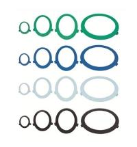 фото: Бумажные полотенца Kimberly-Clark Scott Slimroll 6658 в рулоне, 165м, 1 слой, синие