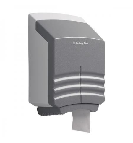фото: Диспенсер для туалетной бумаги в рулонах Kimberly-Clark Ripple 6988, серый