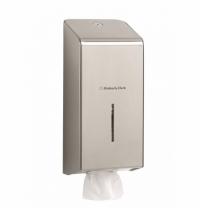 фото: Бумажные полотенца Kimberly-Clark Scott Control 6620 в рулоне, 250м, 1 слой, белые