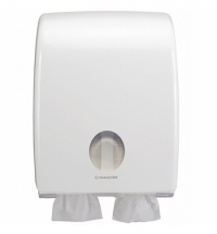 фото: Бумажные полотенца Kimberly-Clark Scott XL 6687 в рулоне, 354м, 1 слой, белые