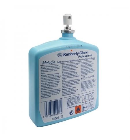 фото: Освежитель воздуха Kimberly-Clark Melodie 6135, с цветочным ароматом, 310мл, запасной картридж
