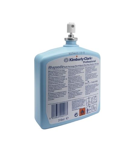 фото: Освежитель воздуха Kimberly-Clark Rhapsodie 6136, с ароматом цитрусовых, 310мл, запасной картридж