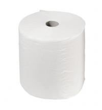 фото: Бумажные полотенца Kimberly-Clark Kleenex Ultra 6765, в рулоне, 130м, 2 слоя, белые