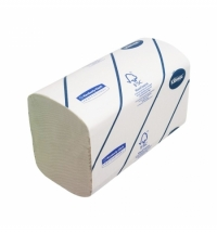 фото: Протирочные салфетки Kimberly-Clark WypAll L40 7471 листовые, 56шт, 1 слой, белые