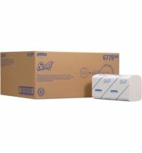фото: Протирочные салфетки Kimberly-Clark WypAll 7776 сменный блок, 75шт, зеленые