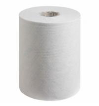 фото: Бумажные полотенца Kimberly-Clark Scott Control 6621, в рулоне, 150м, 1 слой, белые