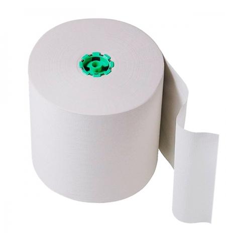фото: Бумажные полотенца Kimberly-Clark Scott Essential 6691, в рулоне, 350м, 1 слой, белые