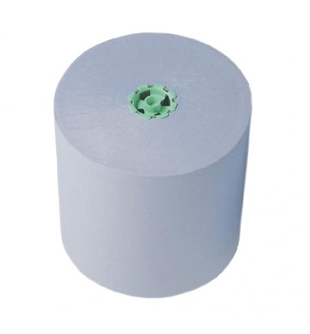 фото: Бумажные полотенца Kimberly-Clark Scott Essential 6692, в рулоне, 350м, 1 слой, синие