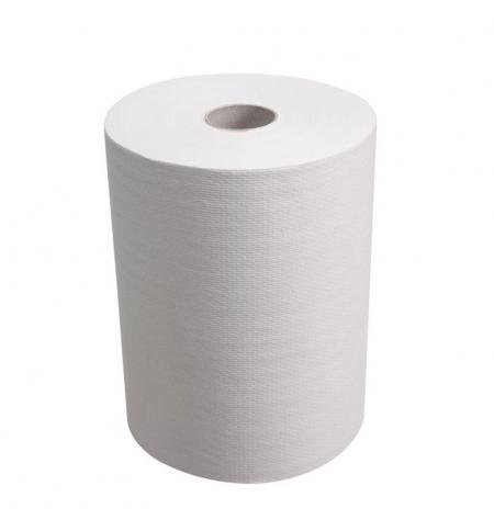 фото: Бумажные полотенца Kimberly-Clark Scott Slimroll 6657, в рулоне, 165м, 1 слой, белые