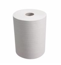 фото: Бумажные полотенца Кимберли-Кларк Scott Slimroll 6697, в рулоне, 190м, 1 слой, белые