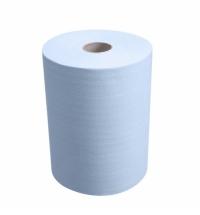 фото: Протирочный материал Kimberly-Clark WypAll L10 7214, общего назначения, в рулоне, 570м, 1 слой, белый