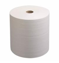 Бумажные полотенца Kimberly-Clark Scott XL 6687, в рулоне, 354м, 1 слой, белые