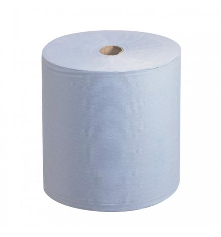 фото: Бумажные полотенца Kimberly-Clark Scott XL 6688, в рулоне, 354м, 1 слой, голубые