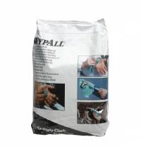 Протирочные салфетки Kimberly-Clark WypAll 7776, сменный блок, 75шт, зеленые