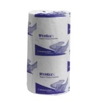 Протирочные салфетки Kimberly-Clark WypAll L10 7123, 200шт, 1 слой, синие