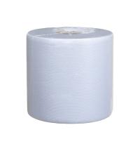 фото: Протирочный материал Kimberly-Clark WypAll L10, 7265, для легких загрязнений, в рулоне с центральной
