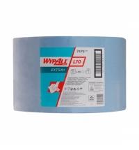 Протирочный материал Kimberly-Clark WypAll L10, 7476, для гладких поверхностей, в рулоне, 760м, 1 сл