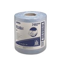 Протирочный материал Kimberly-Clark WypAll L10, 7492, общего назначения, в рулоне с центральной вытя