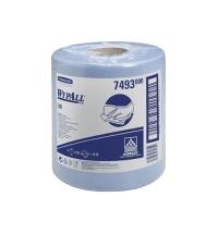 Протирочный материал Kimberly-Clark WypAll L10, 7493, для легких загрязнений, в рулоне с центральной