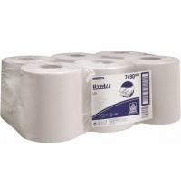 фото: Протирочные салфетки Kimberly-Clark Kimtech 7642 листовые, 500шт, 1 слой, белые