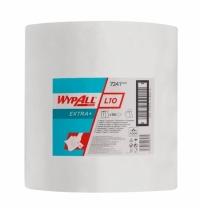 Протирочный материал Kimberly-Clark WypAll L20, 7241, общего назначения, в рулоне, 380м, 1 слой, бел