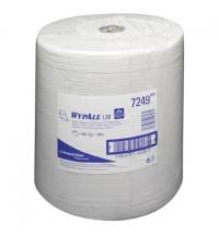 Протирочные салфетки Kimberly-Clark WypAll X70 8383 листовые, 152шт, 1 слой, белые