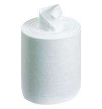 фото: Протирочные салфетки Kimberly-Clark Wettask 38667, листовые, 60шт, 1 слой, белые