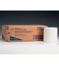 фото: Протирочные салфетки Kimberly-Clark Kimtech Pure CL4 7646 100шт, белые, листовые