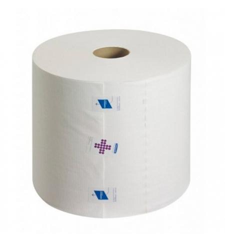 фото: Протирочный материал Kimberly-Clark Kimtech, 38666, для сложных задач, в рулоне, 183м, 1 слой, белый