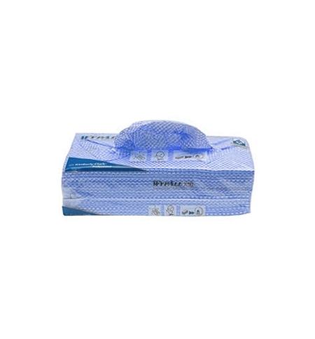 фото: Протирочные салфетки Kimberly-Clark WypAll Х50 7441, листовые, 50шт, 1 слой, синие