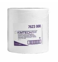 Протирочный материал Kimberly-Clark Kimtech Pure, 7623, для чистых помещений, в рулоне, 223м, 1 слой