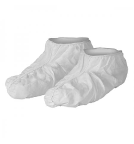 фото: Бахилы Kimberly-Clark Kleenguard A40 98700, белые, пара
