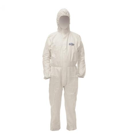 фото: Комбинезон Kimberly-Clark Kleenguard A45 (T65 combi) 9966, белый, M, 1шт