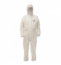 фото: Комбинезон Kimberly-Clark Kleenguard A45 (T65 combi) 9968, белый, XL, 1шт