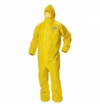 Комбинезон Kimberly-Clark Kleenguard A71 L, желтый, 1шт